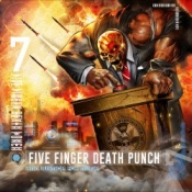 CD   Five Finger Death Punch-And Justice For None