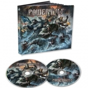 2CD POWERWOLF - BEST OF THE BLESSED