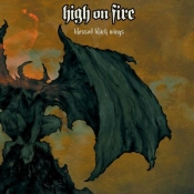 2LP HIGH ON FIRE - BLESSED BLACK WINGS