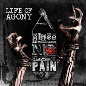 CD LIFE OF AGONY - A PLACE WHERE THERE'S NO MORE PAIN