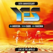 3LP Yes Featuring Jon Anderson, Trevor Rabin, Rick Wakeman-Live