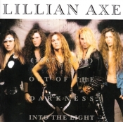 CD LILLIAN AXE- Out of the Darkness Into the Light