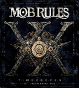 3CDDVD  MOB RULES - TIMEKEEPER - 20TH ANNIVERSARY EDITION