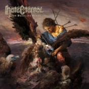 LP  HATE ETERNAL-Upon Desolate Sands