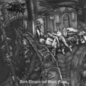 LP DARKTHRONE - Dark Thrones & Black Flag