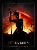 2CDDVD WITHIN TEMPTATION  Let Us Burn - Elements And Hydra Live