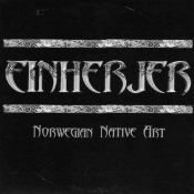 CD  EINHERJER-Norwegian Native Art