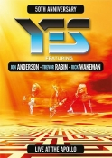 DVD Yes Featuring Jon Anderson, Trevor Rabin, Rick Wakeman-Live