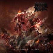 CD  MORBID ANGEL-KINGDOMS DISDAINED