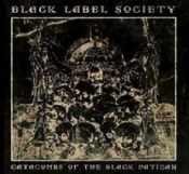 LP+7'LP BLACK LABEL SOCIETY- CATACOMBS OF THE BLACK VATICAN Ltd.