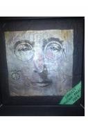 Ručne maľovaný obraz na stenu Lennon