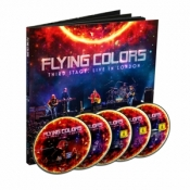CDDVDBRD FLYING COLORS- Third Stage:Live In London