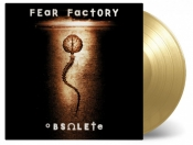 LP  FEAR FACTORY - OBSOLETE (COLOURED VINYL