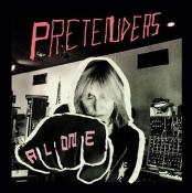 CD  THE PRETENDERS-ALONE