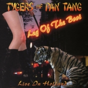 2LP  TYGERS OF PAN TANG - LEG OF THE BOOT