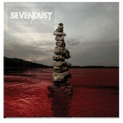 CD SEVENDUST-BLOOD & STONE