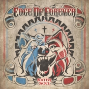 CD EDGE OF FOREVER - NATIVE SOUL