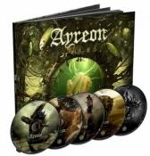 CDDVDBOX Ayreon-The Source Earbook
