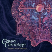 2LP  GREEN CARNATION - LEAVES OF YESTERYEAR