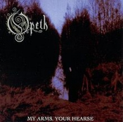 CD  OPETH - My Arms Your Hearse