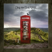 BOX  Dream Theater-Distant Memories - Live In London  3-CD &