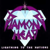 CD  DIAMOND HEAD-Lightning To The Nations