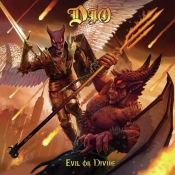 2CD  RONNIE JAMES DIO - EVIL OR DIVINE: LIVE IN NEW YORK CITY
