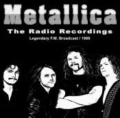 CD METALLICA - The Radio Recordings