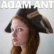 CD   ADAM ANT - Adam Ant Is The Blueblack Hussar In Marrying T