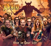 2LP JAMES DIO RONNIE - THIS IS YOUR LIFE