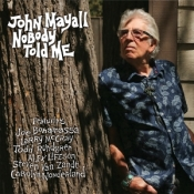 LP Mayall John-Nobody Told Me