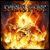 CD SPIRITS OF FIRE - SPIRITS OF FIRE