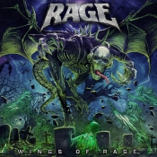 CDdigi RAGE - WINGS OF RAGE