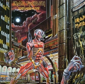CD IRON MAIDEN-SOMEWHERE IN TIME