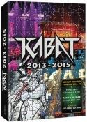 DVDCD KABÁT 2013-2015