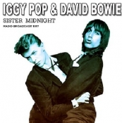 CD  IGGY POP AND DAVID BOWIE - SISTER MIDNIGHT