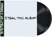 2LP  SYSTEM OF A DOWN- STEAL THIS ALBUM!
