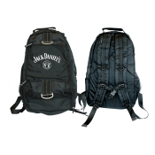 batoh  Jack Daniels - Black Backpack