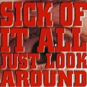 LP  Sick of It All-Just Look Around Ltd.