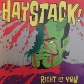 CD  HAYSTACK - RIGHT AT YOU