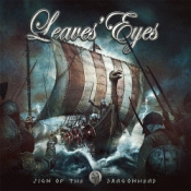 CD LEAVES' EYES-Sign of the dragonhead
