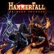 CD  HAMMERFALL - Crimson Thunder