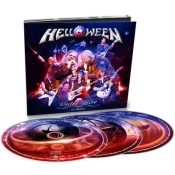 3CDdigi HELLOWEEN - UNITED ALIVE IN MADRID