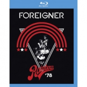 DVD FOREIGNER - LIVE AT THE RAINBOW '78