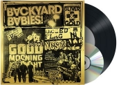LPCD Backyard Babies-Sliver and gold