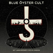 CDDVD  BLUE OYSTER CULT - 45TH ANNIVERSARY LIVE IN LONDON