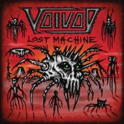 2LP  VOIVOD-Lost Machine - Live