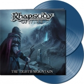 2LP RHAPSODY OF FIRE - THE EIGHTH MOUNTAIN