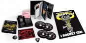 4CD BOX  MOTORHEAD - NO SLEEP 'TIL HAMMERSMITH