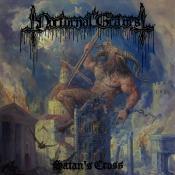 LP  NOCTURNAL GRAVES Satan's Cross